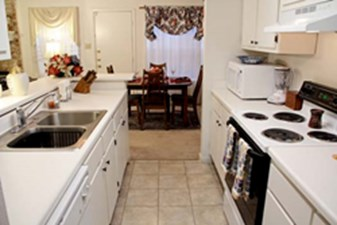 Kitchen at Listing #138853