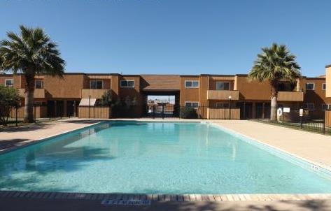 Pool at Listing #140848