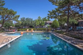 Pool at Listing #136847