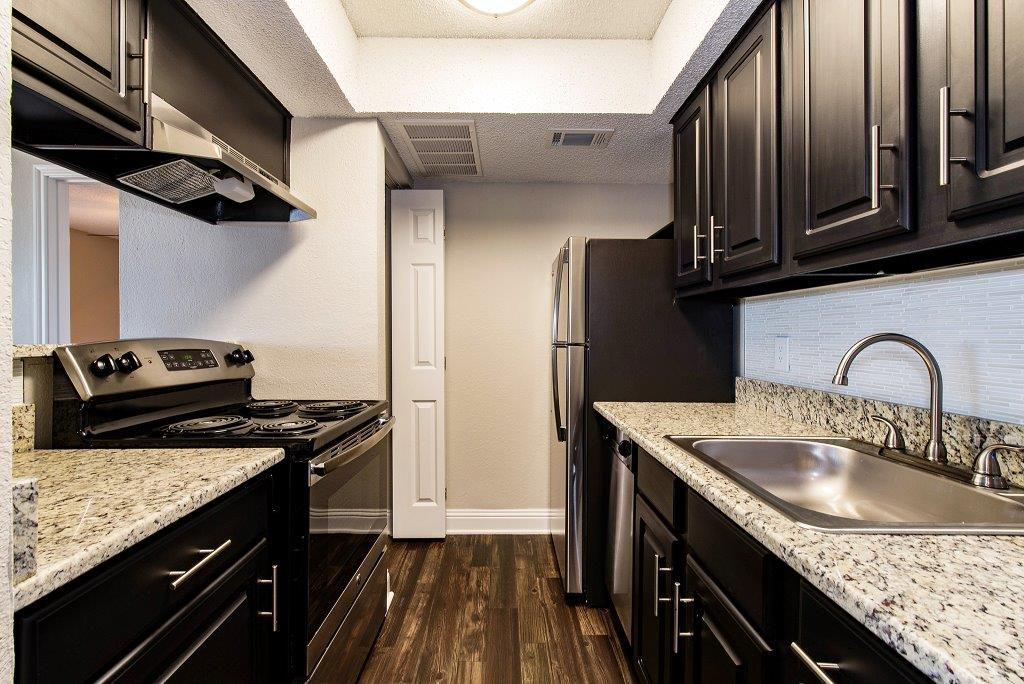 Kitchen at Listing #136756