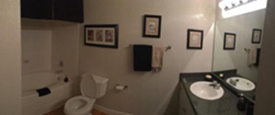 Bathroom at Listing #140101