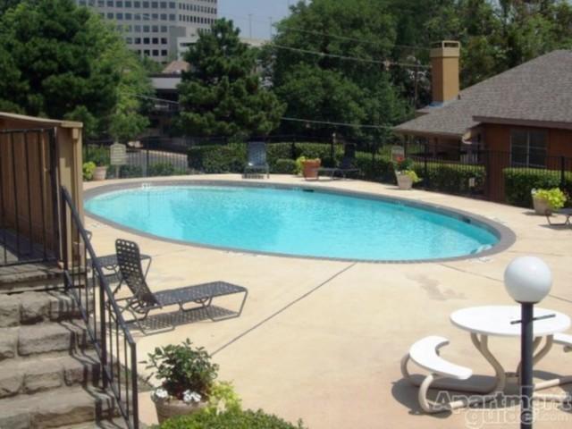 Pool at Listing #135668