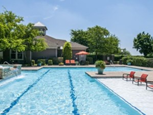Pool at Listing #140863