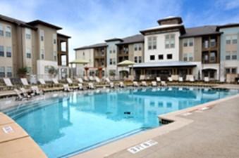 Pool at Listing #261170