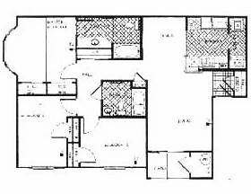 1,177 sq. ft. Edgewood floor plan
