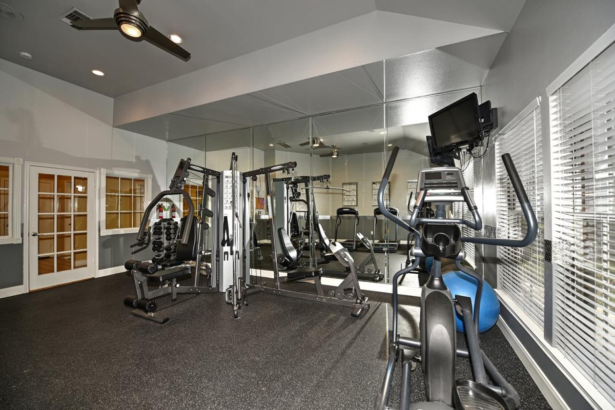 Fitness Center at Listing #141311