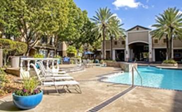Pool at Listing #138910