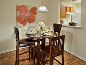 Dining at Listing #140672