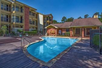Pool at Listing #138671