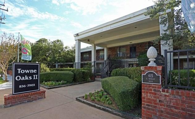 Towne Oaks II Apartments