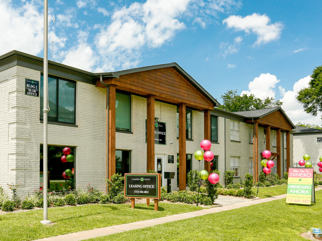 Campbell Grove Apartments Houston TX