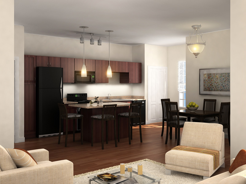 Kitchen at Listing #225346