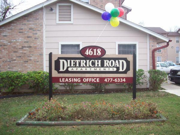 Dietrich Road ApartmentsSan AntonioTX