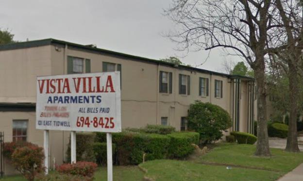 Vista Villa Apartments Houston, TX