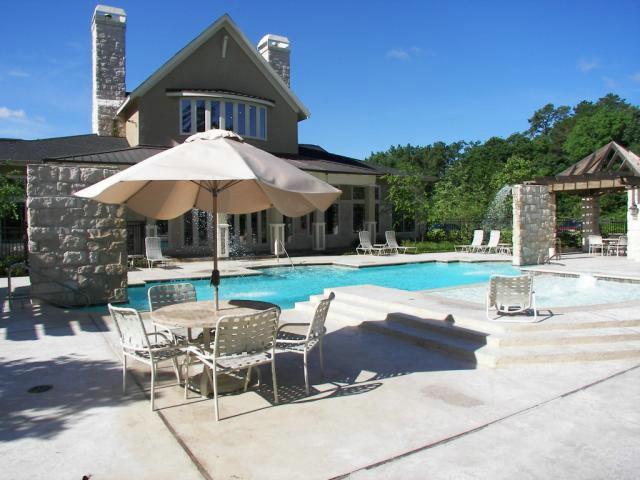 Pool at Listing #144192