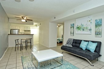 Living Area at Listing #140323