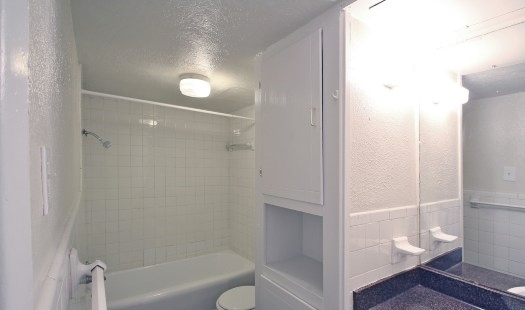 Bathroom at Listing #136604