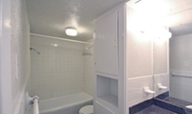 Bathroom at Listing #136604
