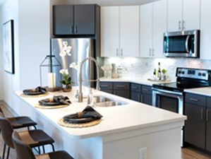 Kitchen at Listing #294878