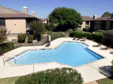 Pool at Listing #138310