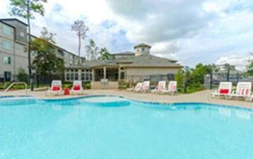 Pool at Listing #283228