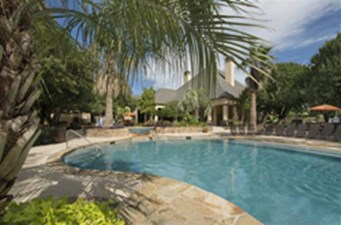 Pool at Listing #140804