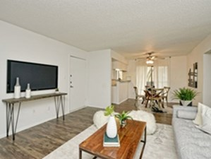 Living/Dining at Listing #140594