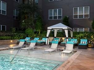 Pool at Listing #225064
