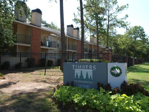 Timbers of Cranbrook Apartments Houston, TX