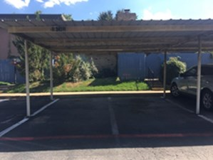 Covered Parking at Listing #137149