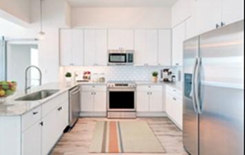 Kitchen at Listing #296871