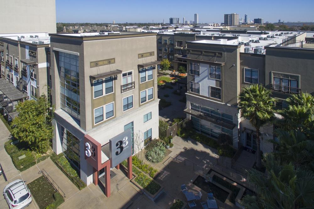 33 Thirtythree Apartments Houston, TX