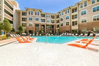 Pool at Listing #292607