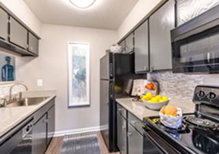 Kitchen at Listing #139984