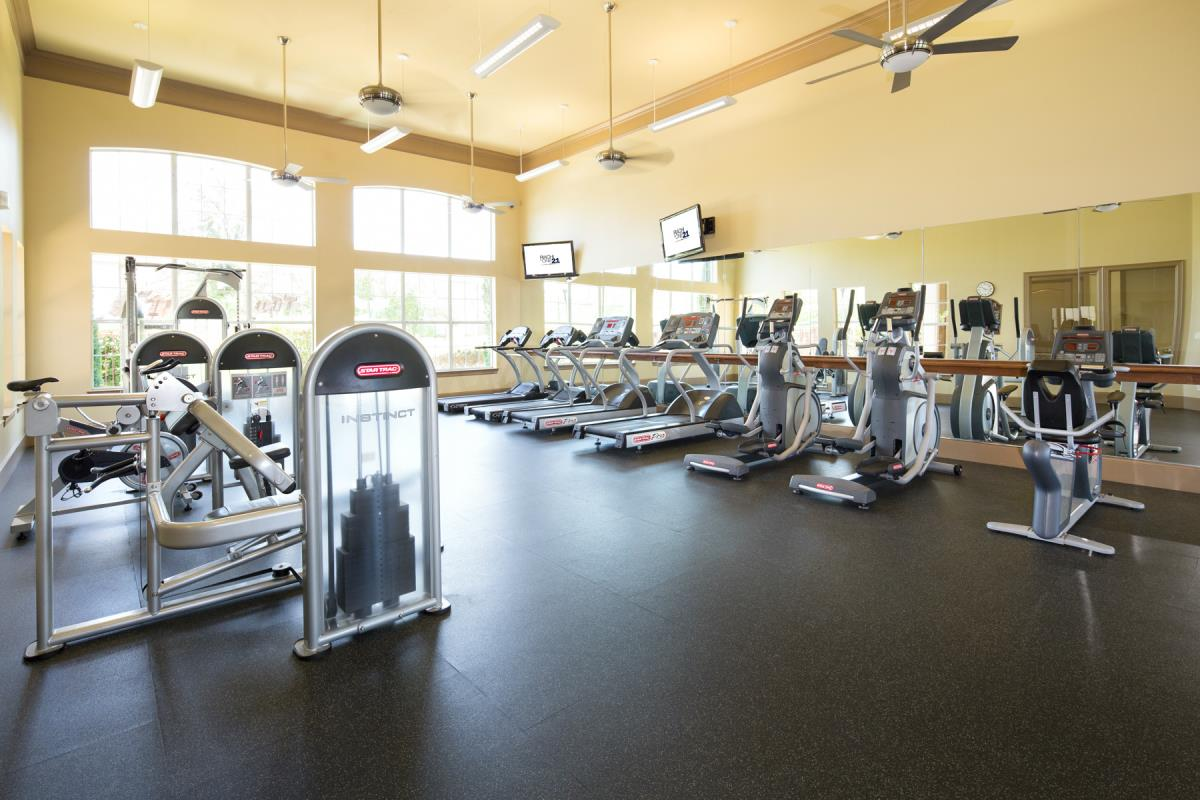 Fitness Center at Listing #144727