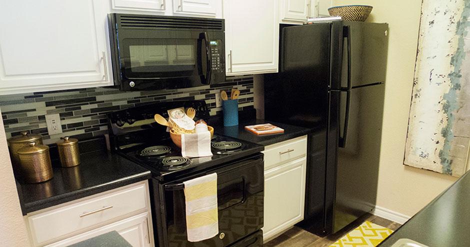 Kitchen at Listing #137969