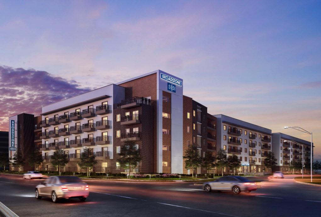 Broadstone 5151 Apartments Dallas, TX