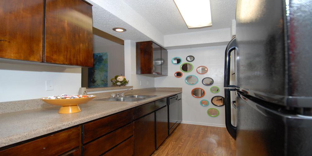 Kitchen at Listing #141187