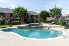Clear Fork Trail Apartments Benbrook TX