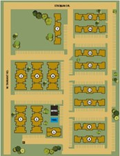 Site Map at Listing #136595