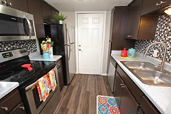 Kitchen at Listing #136298