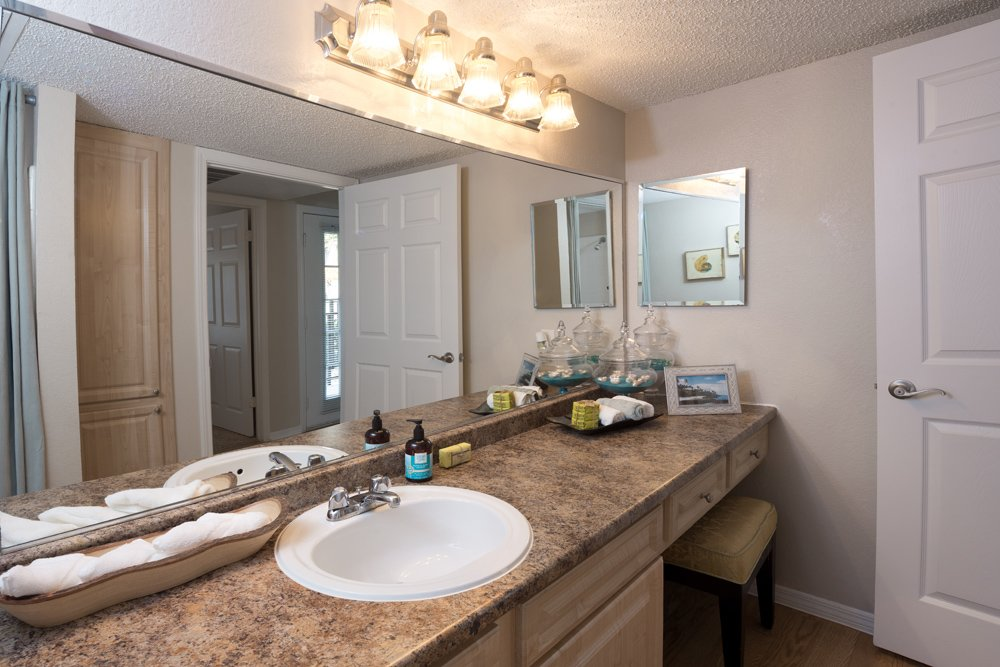Bathroom at Listing #135950