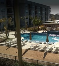 Pool at Listing #291849