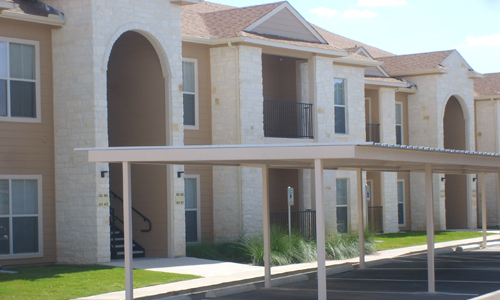 Terraces at Creek Street Apartments Fredericksburg TX