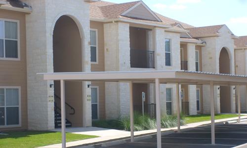 Terraces at Creek Street Apartments Fredericksburg TX