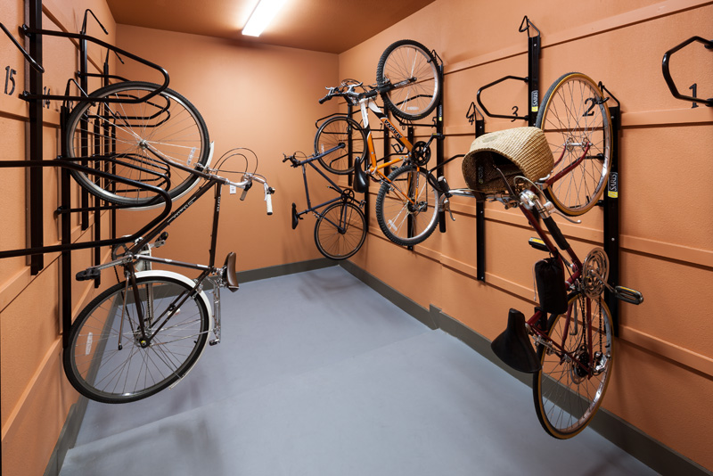 Bike Storage at Listing #153298