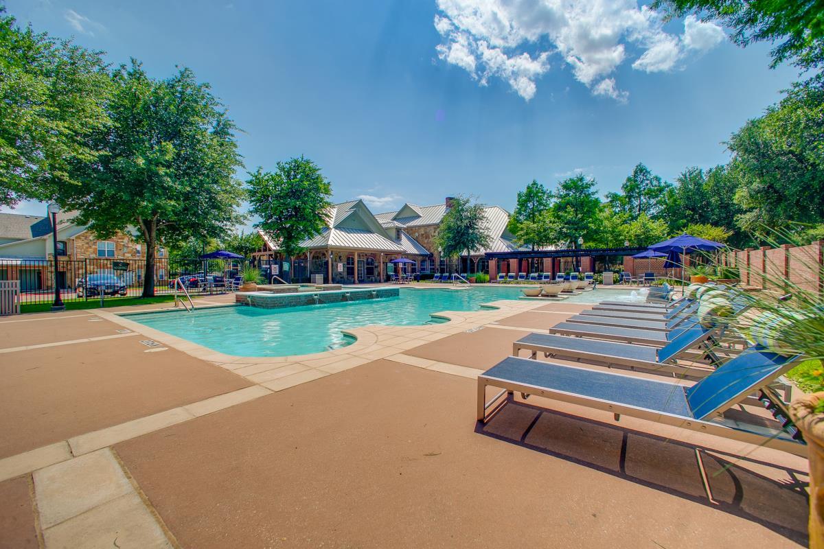 Pool at Listing #144093