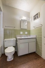 Bathroom at Listing #212831