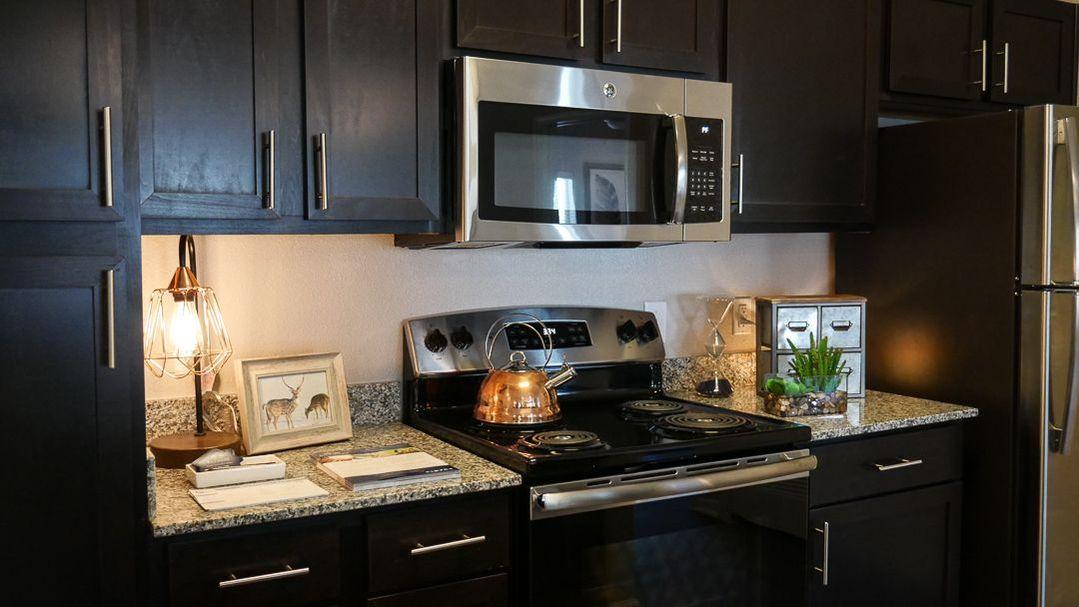 Kitchen at Listing #297371