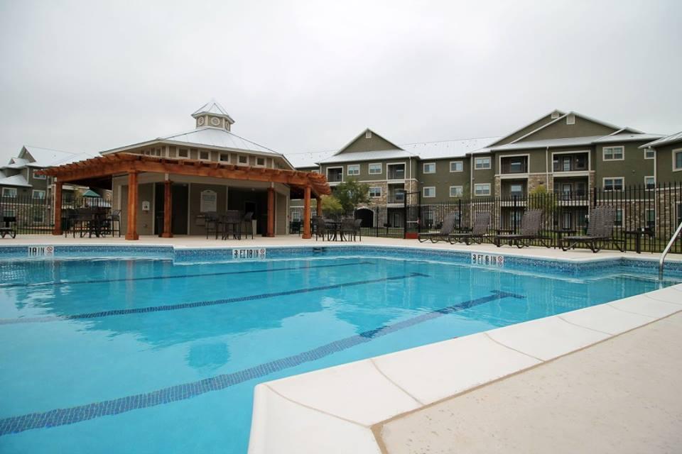 Pool at Listing #286665